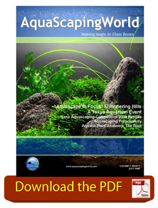 AquaScaping World Magazine - July 2008