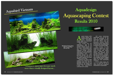 Vietnam Aquascaping Contest